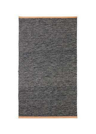 Björk Matta Mörkgrå 70×130 cm