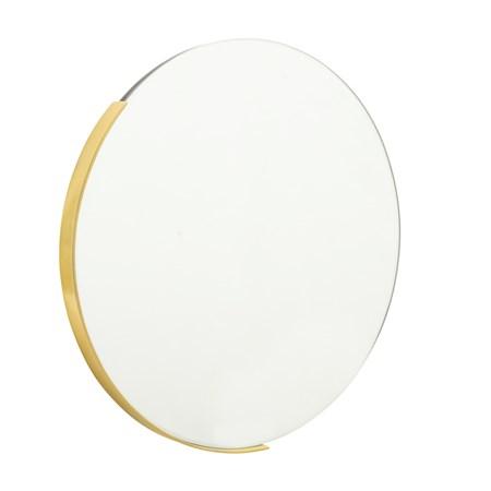 Bloomingville Spegel Clear Glass Ø38 cm