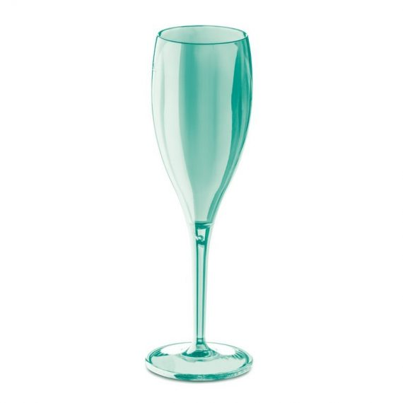 CHEERS NO. 1 Champagneglas 4 pack, jade