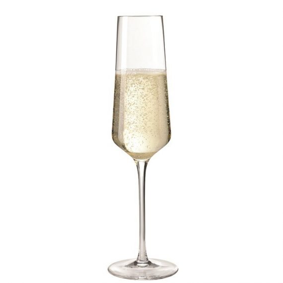 Champagneglas 280ml Puccini 6st