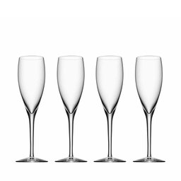 Champagneglas More, 4-pack, 18 cl