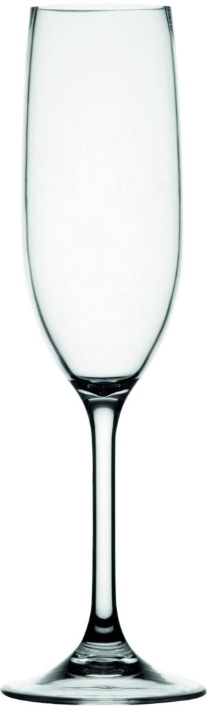 Champagneglas non slip 6-pack
