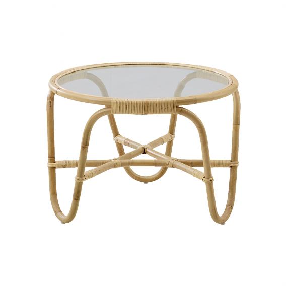 Charlottenborg bord m glastopp, Sika-Design