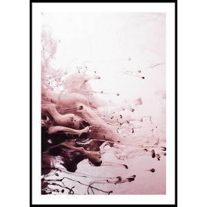 DUSTY PINK – Poster 50×70 cm