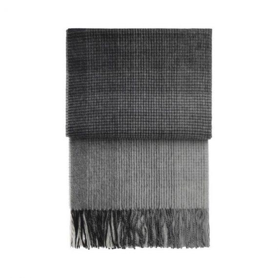 Designtorget Pläd Horizon Grey
