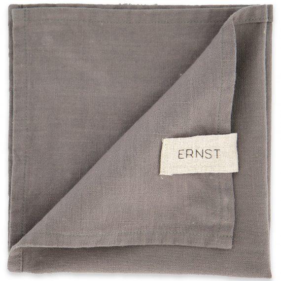 Ernst Servett 2 st grå