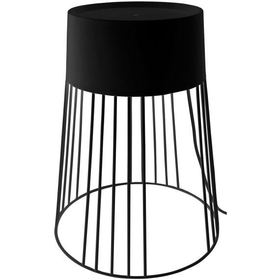 Globen Lighting Koster Golvlampa IP44 45 cm, svart