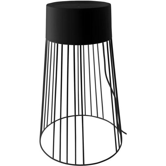 Globen Lighting Koster Golvlampa IP44 60 cm, svart