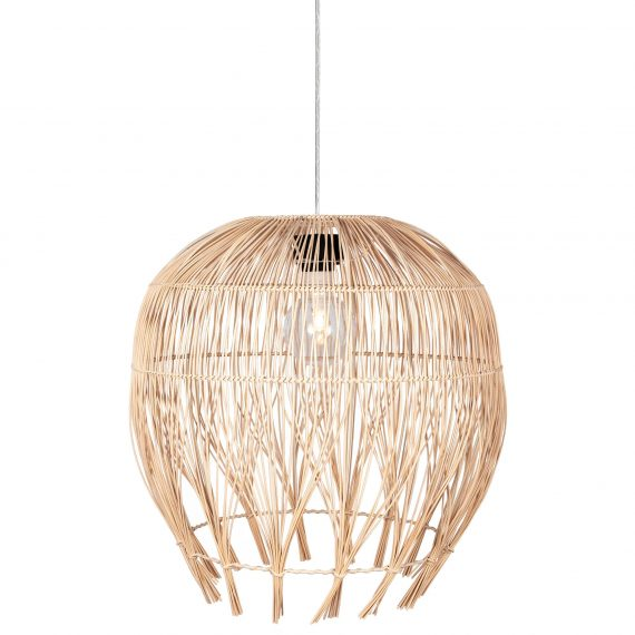 Globen Lighting Montego lampskärm, natur