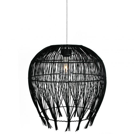 Globen Lighting Montego lampskärm, svart