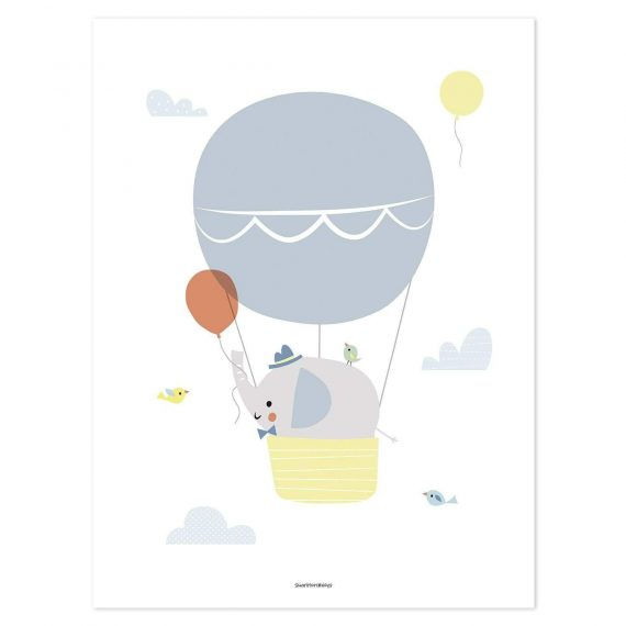 Have A Nice Trip Poster – 30×40 cm