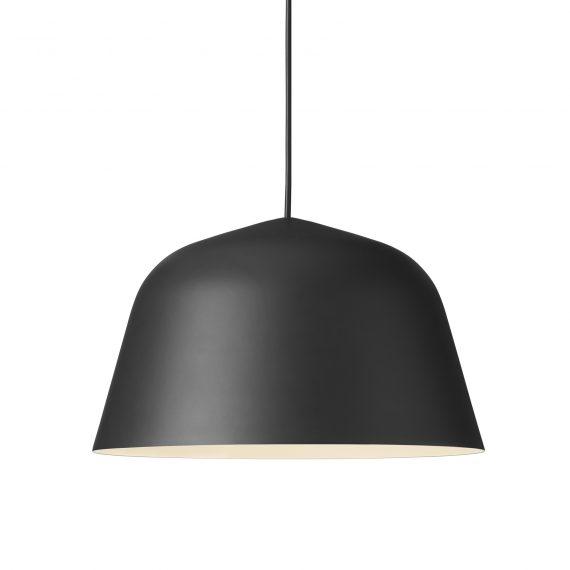 Lampa Ambit Ø 40 svart