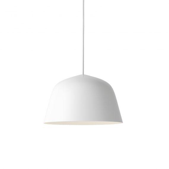 Lampa Ambit 25 Ø vit
