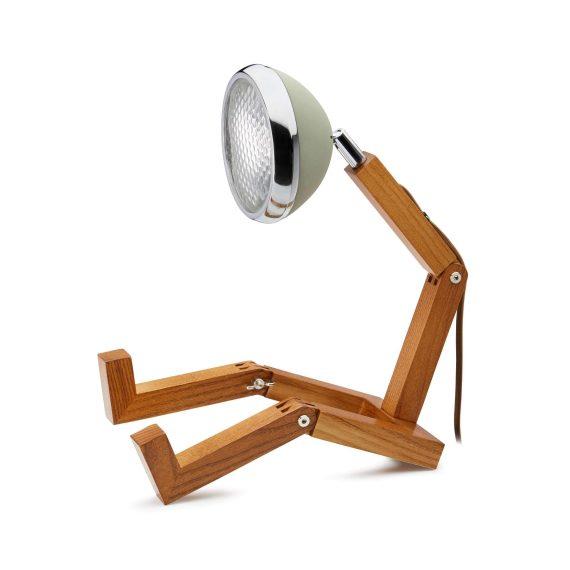 MR WATTSON Lampa / Bordslampa – Desert Green