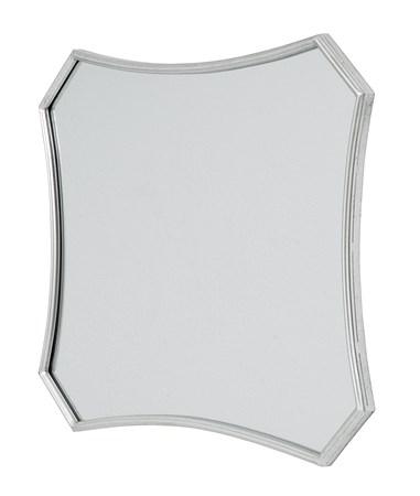 Nordal Spirit spegel med järnram 60×57 cm – Silver