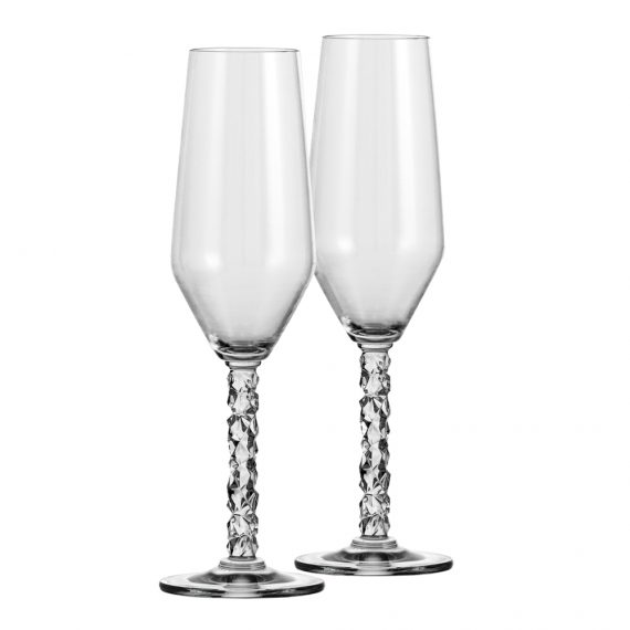 Orrefors – Carat Champagneglas 2-pack