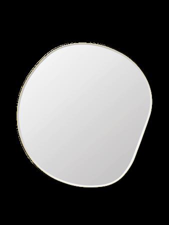 Pond Spegel Mässing 87×94 cm