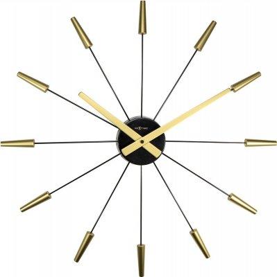 Väggklocka Plug Inn 58 Guld