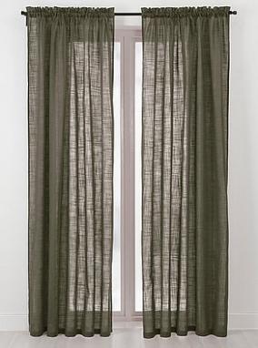 Att välja färg på sina gardiner