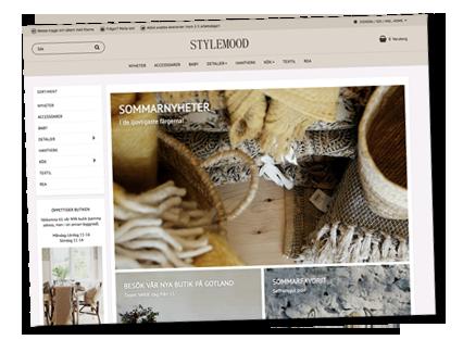 StyleMood – Inredning & design från Gotland